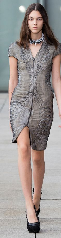 Iris van Herpen Collection Spring 2015