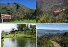 Sitios para visitar cerca de Bogotá