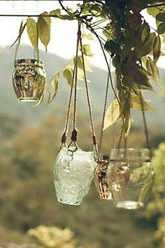 Fig Jar Lantern- $12, Anthropologie.com