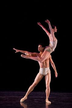 company c Key to Songs: Jackie McConnell and Taurean Green in Charles Anderson s Key to Songs, featured as part of Company C Contemporar. Ballet Poses, Dance Poses, Ballet Dancers, Alvin Ailey, Ballet Pictures, Dance Pictures, Royal Ballet, Ballet Lifts, Body Painting
