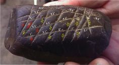 The Rock That May Rewrite Chapters of World History