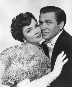"""Howard Keel, Kathryn Grayson  """"Lovely to Look At"""""""