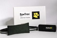 PawTrax Pet Tracker