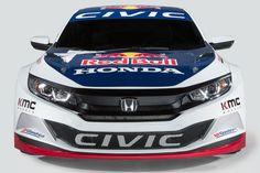 GRCに投入されるシビック・レッドブルGRC Honda Type R, New Honda, 2016 Honda Civic Coupe, Sports Car Wallpaper, Cool Sports Cars, Japanese Cars, Rally Car, Car Wallpapers, Red Bull