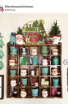Merry Little Christmas, Christmas Love, Retro Christmas, Vintage Holiday, Country Christmas, Winter Christmas, Holiday Fun, Christmas Crafts, Christmas Decorations