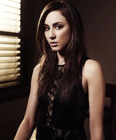 Troian Bellisario #pll is my favorite actor on any show.