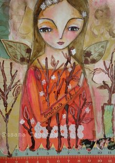 Embrace life  inspirational autumn wall art print by SusanaTavares