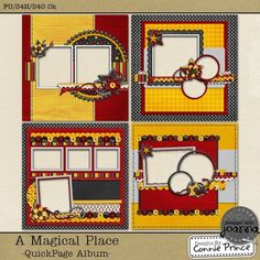 disney scrapbook page ideas | Disney page ideas | scrapbooking ideas