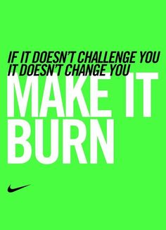 Inspirerende Fitness Quotes - Girlscene