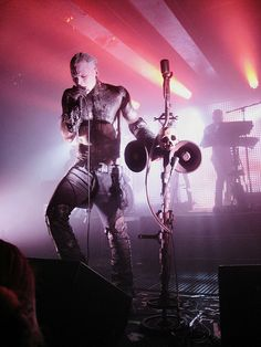 Andy from Combichrist.