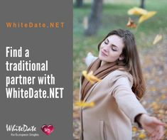 Are you searching for a traditional partner that matches your intellectual standards? If you're finding someone from a same background and someone who follows cultural values, WhiteDate.NET can make it easy for you. You can join this white only dating platform to meet a partner of your choice. WhiteDate.NET is a place where you can find men or women from same background and following same ethical values. Sign up today and browse single members who have the same goal in mind and who are…