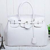 Fashion Classic Litchi Pattern Western Tote – USD $ 51.99