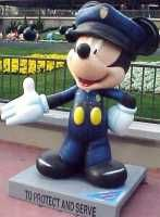 True Blue Mickey