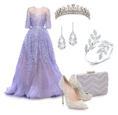 Designer Clothes, Shoes & Bags for Women Elegant Outfit, Elegant Dresses, Cute Dresses, Beautiful Dresses, Prom Dresses, Formal Dresses, Lila Outfits, Kpop Outfits, Classy Outfits