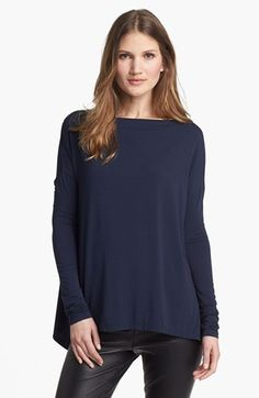 Vince Boatneck Tee available at #Nordstrom