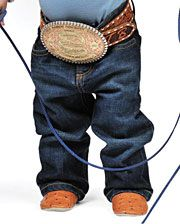 An all cotton, five pocket jean with an adjusta-fit waist. Colors: Denim Kids & Youth Fort Western Stores offers a huge selection of western wear and decor at low prices including cowboy hats, work wear, cowboy boots, saddles and tack.