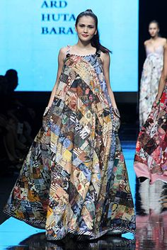 #Batik #Dress ,Edward Hutabarat