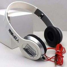 Attack on Titan headphones