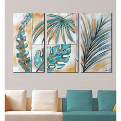 This beautiful painting is 100-percent hand painted in high quality oil paint on canvas. his abstract painting has beautiful rich colors. The canvas is mounted on a 1-inch wood subframe, and arrives t