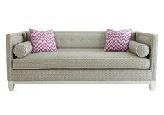 Parker Sofa from Hotel Maison