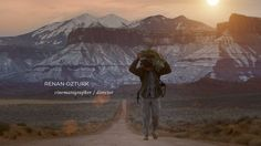 Check out this awesome video! Renan Ozturk is an amazing climber and artist.