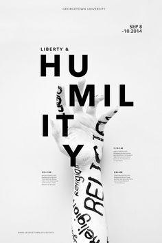 Creative Typography, Poster, Series, and Agatelli image ideas & inspiration on Designspiration Typography Layout, Creative Typography, Typography Letters, Lettering, Web Design, Print Design, Poster Design Inspiration, Typography Inspiration, Daily Inspiration
