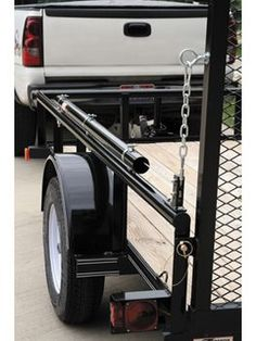 5201000 --- EZ Gate Trailer Tailgate Assist