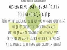 Laat talent groeien! Fixed Mindset, Growth Mindset, Coaching, Visible Learning, School Posters, Gifted Kids, Social Skills, Psychology, Parenting