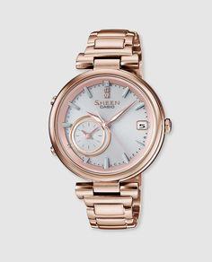 Reloj de mujer Casio SHB-100CG-4AER Sheen analógico