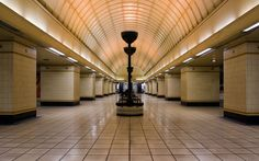 The London Underground's most beautiful stations