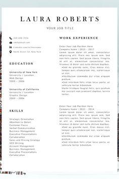 sales executive resume - easy resume - job resume template - modern professional resume Student Resume Template, Modern Resume Template, Resume Template Free, Creative Resume Templates, Templates Free, Best Cv Template, Infographic Resume, Executive Resume, Resume Words