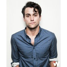 Emmy Breakout Jack Falahee on Toughest 'How to Get Away With Murder'... via Polyvore featuring jewelry et watches