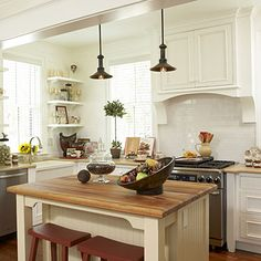 Open Kitchen - Kitchen Inspiration - Southern Living