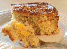 Almond+and+Peach+Coffee+Cake