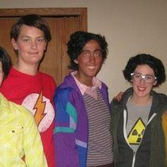 Fantastic Big Bang Theory birthday party!