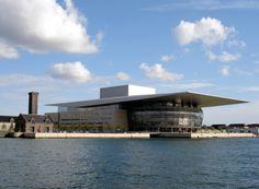 Ópera Real de Copenhague.