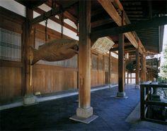 黄檗山萬福寺 - 斎堂