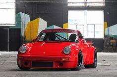 DP-Motorsport have tuned a classic Porsche 911 RS.