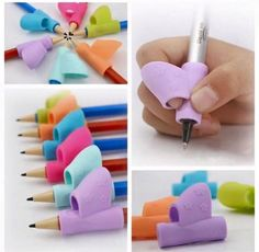 New Grip Silicone Pencil Holder Baby Learning Writing Tool Corrector Two Finger. Two Finger Grip Silicone Pencil Holder Baby Learning Writing Tool Corrector. New Two Finger Grip Silicone Pencil Holder Baby Learning Writing Tool Corrector. Motor Activities, Preschool Activities, Writing Correction, Posture Correction, Baby Lernen, Pencil Grip, Kids Writing, Hand Writing, Pencil Writing