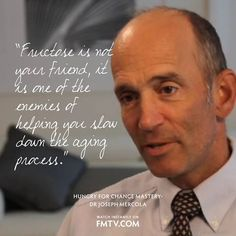 New York Times' Best Seller Dr Mercola provides fascinating insights into your health, including the influences that are making us sick, and what we can do for optimal health. https://www.fmtv.com/watch/dr-joseph-mercola-mastery
