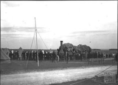 Delivery, unidentified military camp, by Museum quality art prints and canvases with a selection of frame and size options. Old Things, Military, Delivery, Camping, Prints, Campsite, Campers, Tent Camping, Military Man