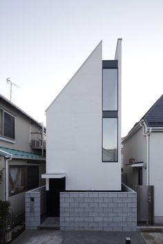 일본의 스몰하우스 작지만 임팩트 강한 주택 - Daum 부동산 커뮤니티