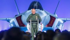 The Italian Air Force welcomes the first F-35A delivered outside the U.S.