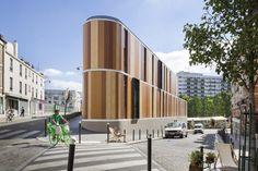 Paris- Quai de l'Oise / Agence VEA – Architects