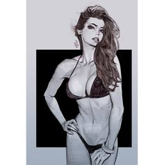 Female Drawing, Woman Drawing, Female Art, Arte Sketchbook, Sexy Drawings, Pin Up Drawings, Poses References, Girl Sketch, Drawing Practice