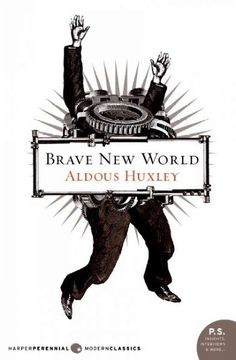 Brave New World by Aldous Huxley | 23 Books You Didn't Read In High School But Actually Should