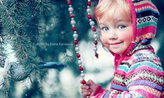Cute Christmas Card Idea  2012 by Елена Карнеева, via 500px