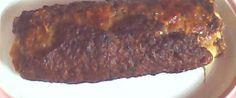 Copie a Receita de Rocambole prático de carne moída - Receitas Supreme