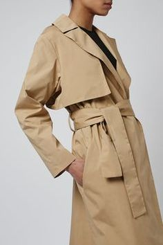 Lightweight Trench By Boutique