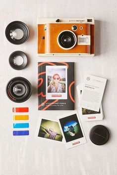 Lomography LomoInstant Sanremo Edition Camera - Urban Outfitters, something to take to China with me!